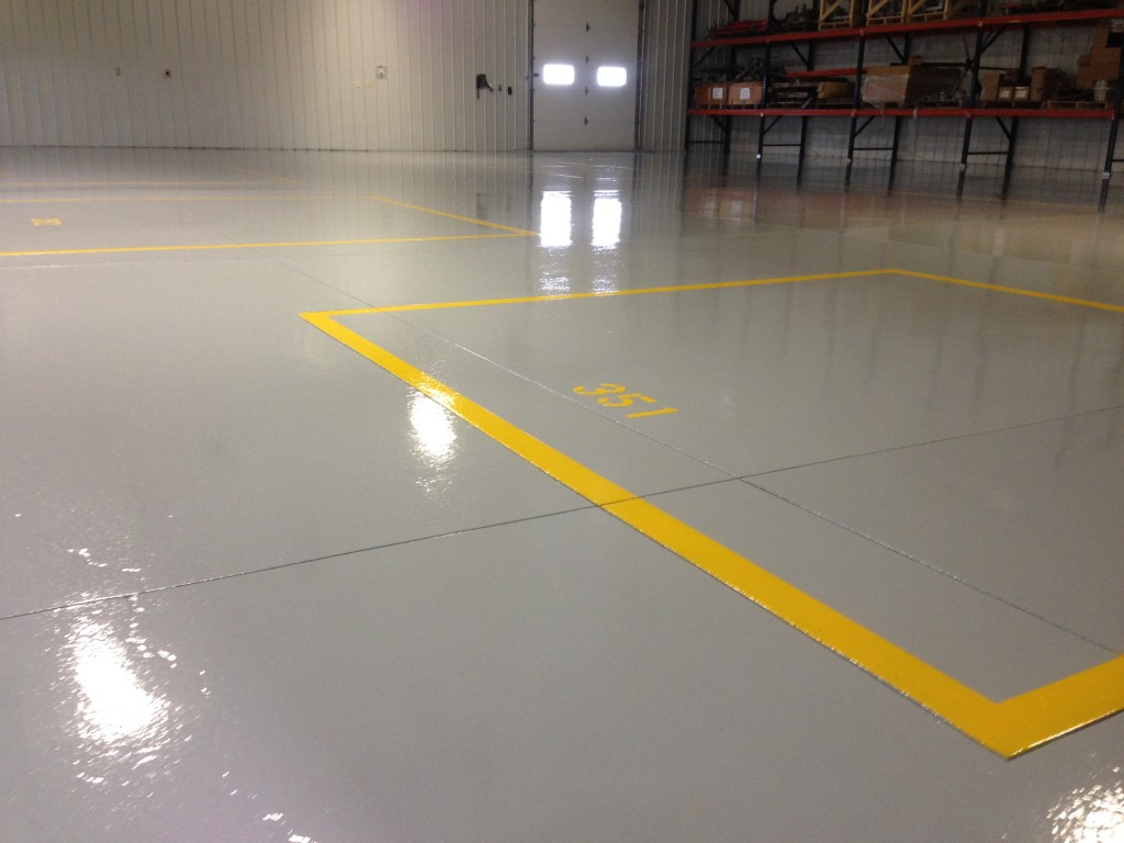 Auto Dealership Epoxy Flooring Philadelphia Epoxy